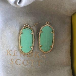 Kendra Scott Mint Dani Earrings